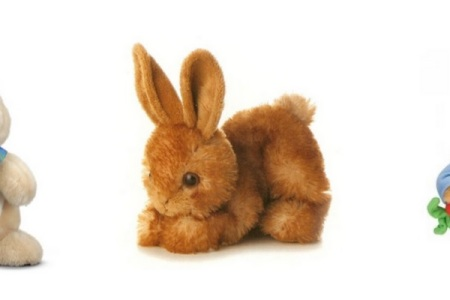 Plush Easter Bunnies for Everyone