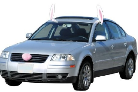 Easter Car Decorations