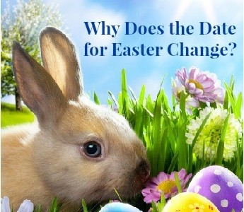Why the Dates for Easter Change Each Year?