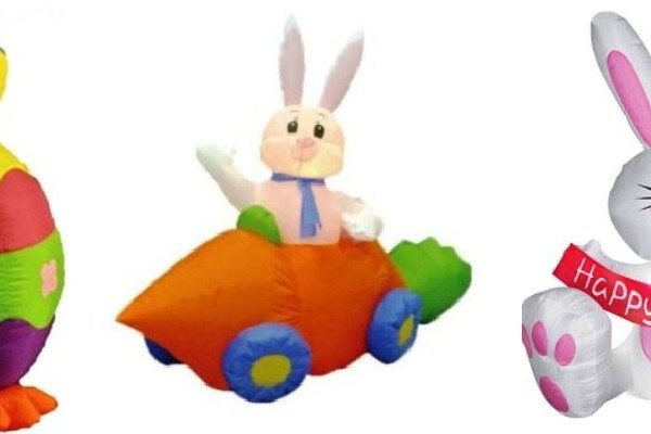 Easter Outdoor Inflatable Decorations