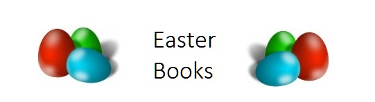 Easter Eggs Books Banner