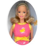 Easter Barbie Dolls