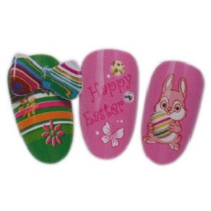 Easter Nail Tattoos