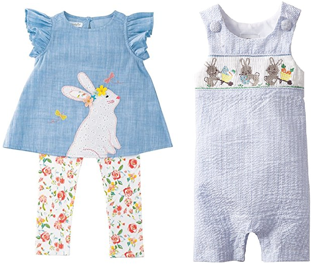Babies First Easter Outfits