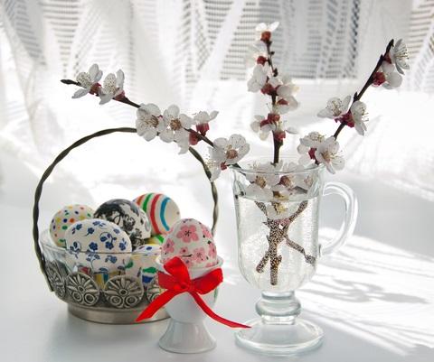 decorative easter eggs for easter trees amp decor decorative burlap easter eggs easter eggs egghome decor