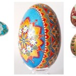 Decorative Easter Eggs for Easter Trees & Decor