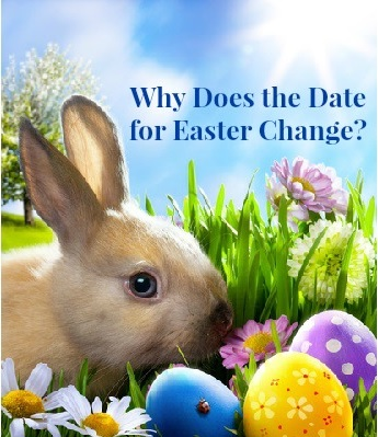 Why does easter change dates in Perth