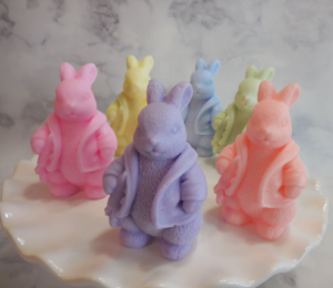 Decorative Easter Soaps