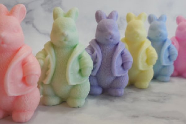 Decorative & Moisturizing Easter Soap