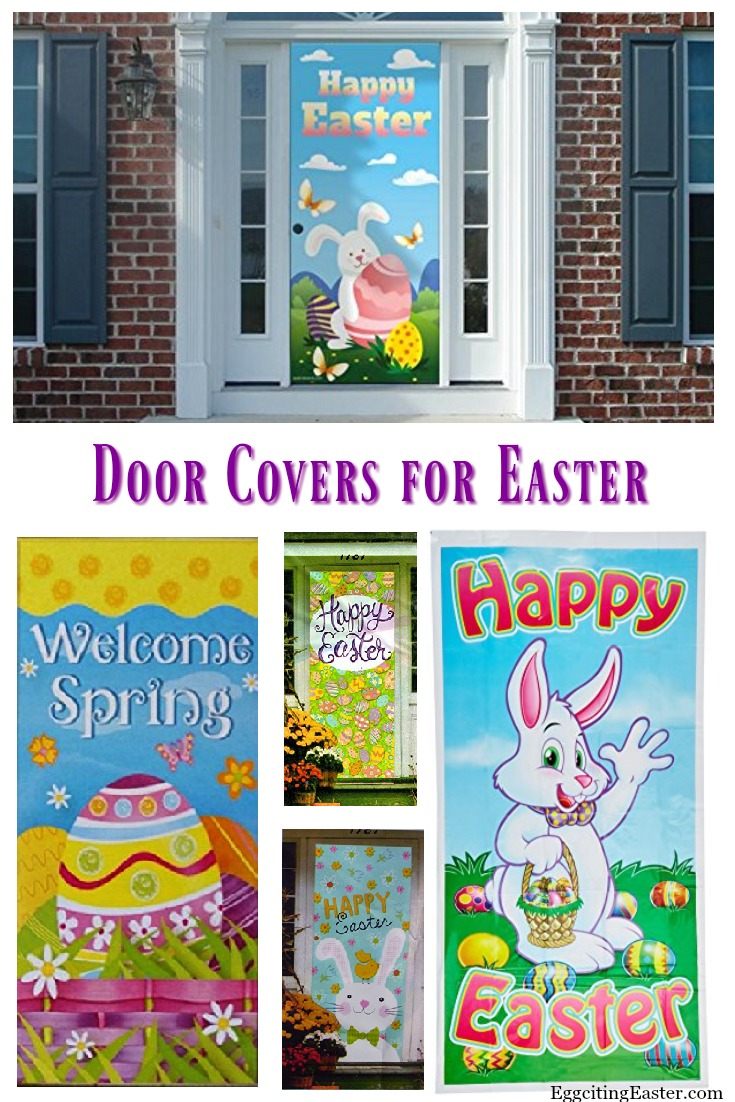 Easter Door Covers