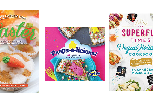 Easter Cookbooks & Recipes
