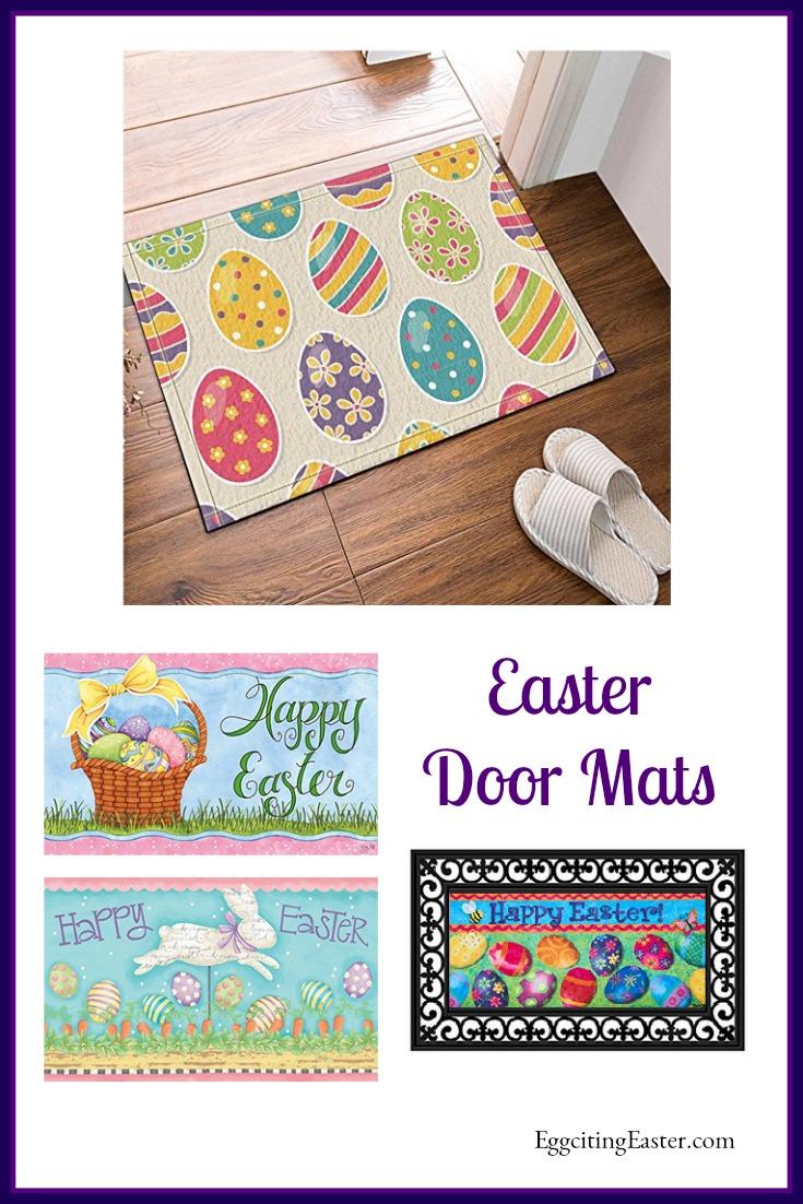 Easter Door Mats