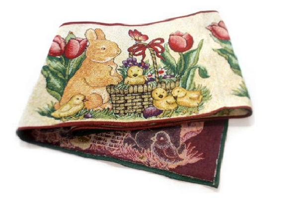 Easter Table Runners are Lovely Easter Home Decor