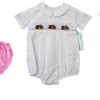 Adorable Smocked Easter Rompers and Outfits for Babies / Toddlers
